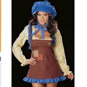 """Hottie Holly"" (Holly Hobby) Halloween Costume - M"